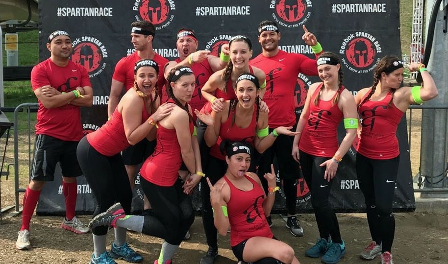 alpha fitness spartan race